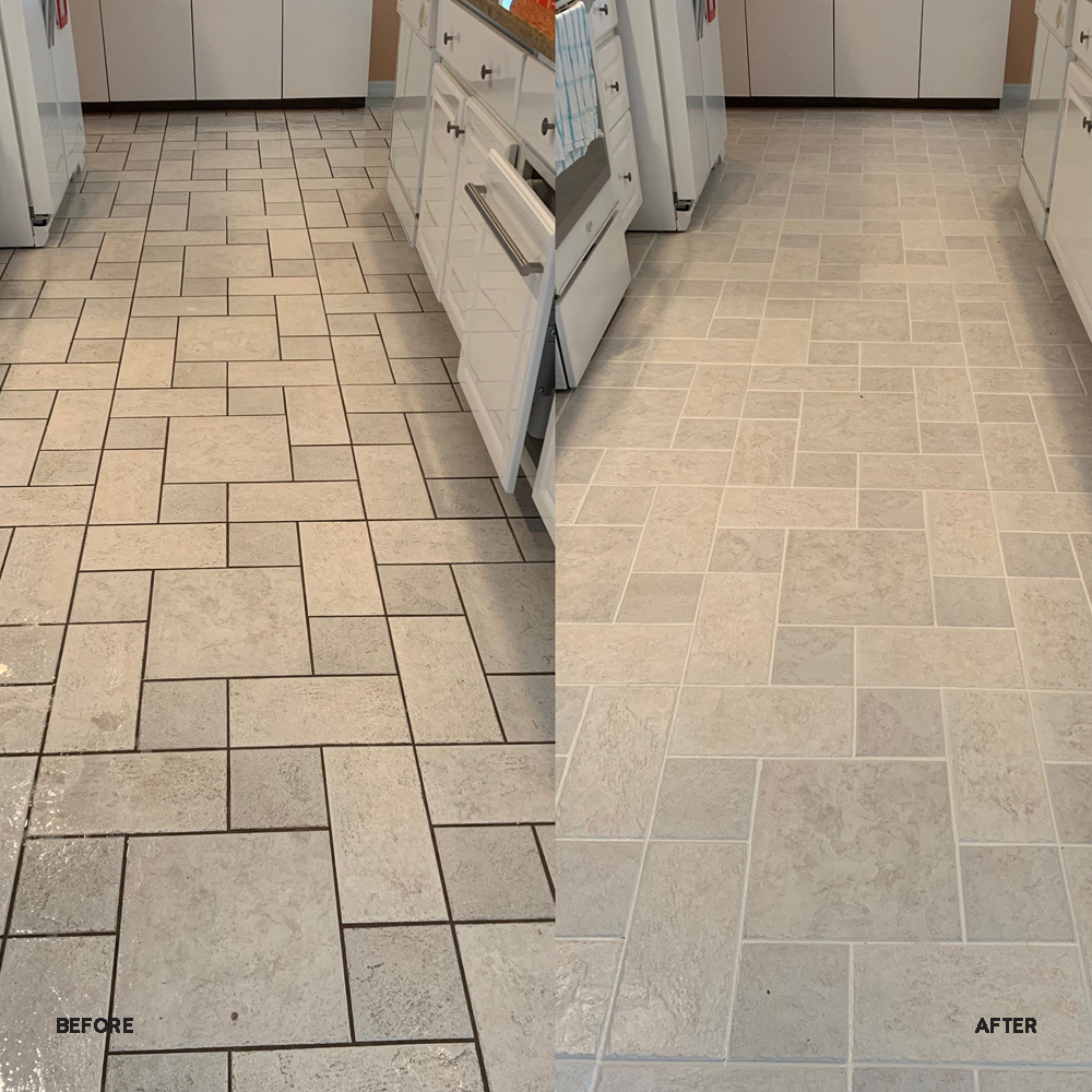 Tile & Grout Cleaning & Sealing